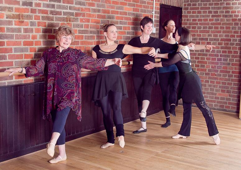 Elderflowers Adult Ballet Image