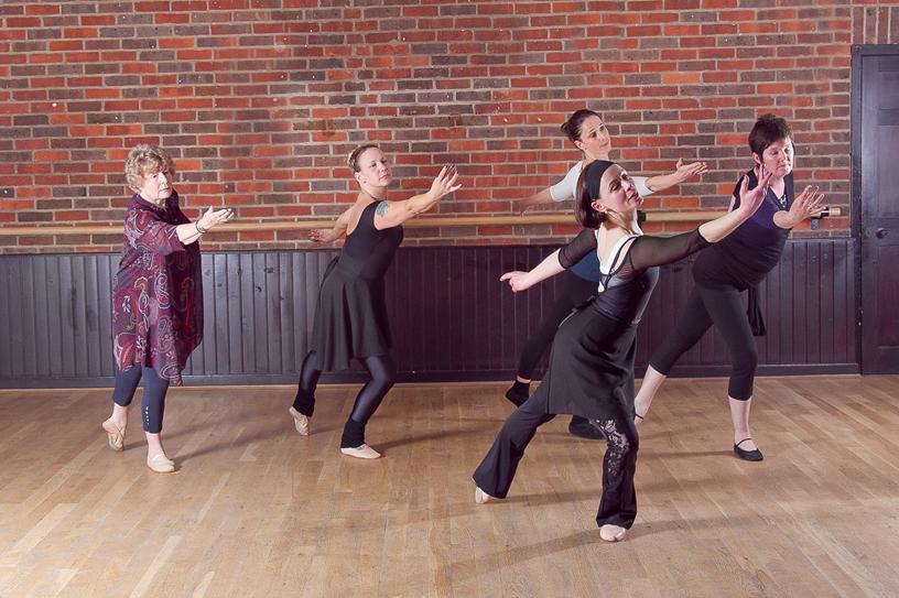 Elderflowers Adult Ballet Images