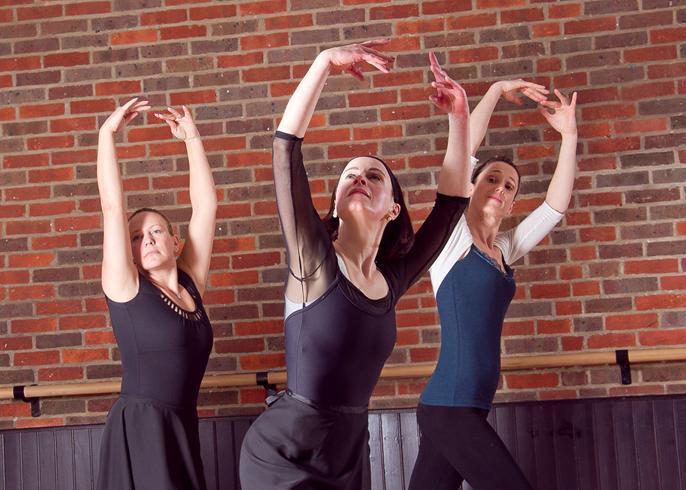 Elderflowers Adult Ballet