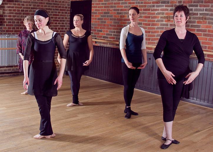 Elderflowers Adult Ballet Image Gallery