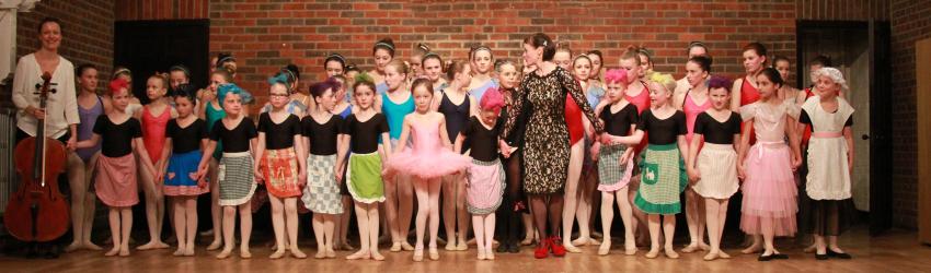 Ballet School Testimonials
